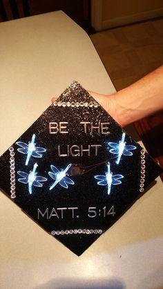 Light Up Graduation Cap