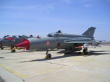 Mikoyan-Gurevich MiG-21 - Wikipedia, the free encyclopedia