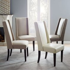Willoughby Dining Chair | West Elm