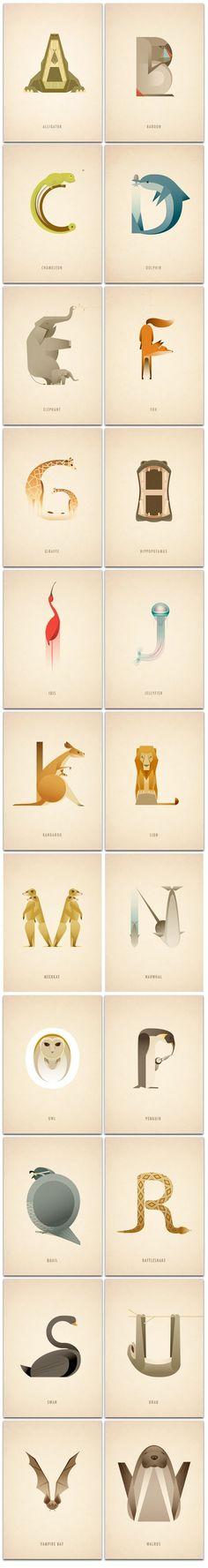 L'alphabet des animaux par Marcus Reed est très lumineuse et colorée. Idéal pour les enfants que chaque mot est constitué d'un ou un groupe d'animaux qui commencent par la même lettre. Des dessins très pédagogiques et utiles pour tous ceux qui luttent pour trouver un animal qui commence par une certaine lettre, il n'est pas trop complexe à comprendre, simples et clairs.:
