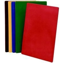 Johnson Rose Red Cutting Board, 18 x 24 x 1/2 inch -- 1 each. by Johnson-Rose. $27.45. Johnson Rose Red Cutting Board. Made of Low Density Polyethylene Material. Dimensions: Width 24 inch, Height 0.5 inch, Length 18 inch. Polyethylene, Color Coded