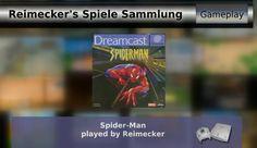 Gameplay : Spider-Man [Dreamcast]