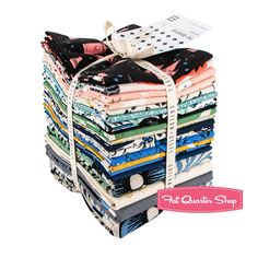 From Porto With Love Fat Quarter Bundle <br/>Sarah Watts for Cotton   Steel Fabrics