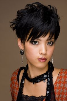 Short Women Hair Styles | Asian Hair and Beauty Blog