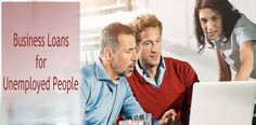 Get online business loans for unemployed people in the UK.  To know more on the loans and the offers, visit: http://goo.gl/50Jfvw