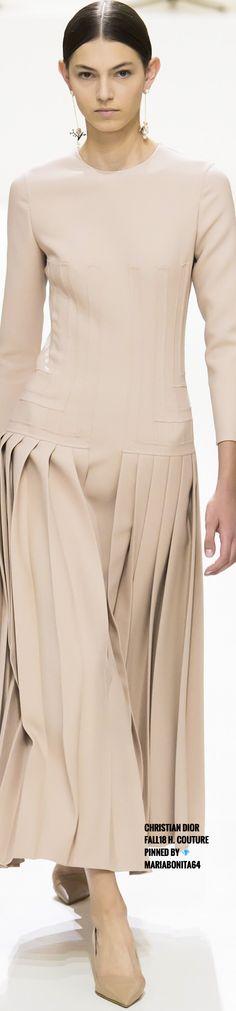 Christian Dior Fall18 Haute Couture