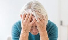 Depression could cause Alzheimers in the elderly #DailyMail