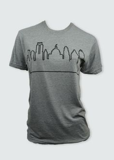 Outline The Sky - Austin. Love these shirts!
