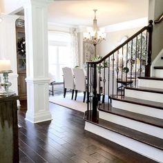 Absolutely love Deborah's Blount Designs beautiful home!