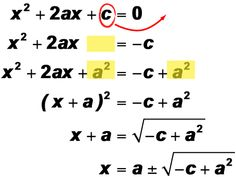 Completing the square quadratics pinterest algebra see our collection of resources on the topic of completing the square ccuart Image collections
