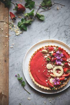 Strawberry tart, ph by Ilaria Guidi