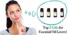"""Do you have an Essential Oils Lover on your gift list this year? If so, then you're lucky you found this page, and we'll just throw out a """"You're Welcome"""" in advance!Really though, Essential Oil lo..."""