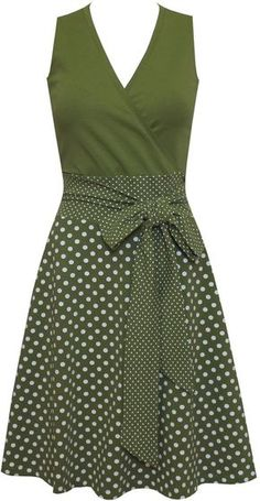 Verkleide Sophie Dots in vielen Farben CLAUDIA MARTINEZ allover CLAUDIA You are in the right place about Dress patterns Here we offer you the most beautiful Dot Dress, Dress Up, Frocks, Dress Patterns, Fashion Dresses, Gowns, My Style, Womens Fashion, How To Wear