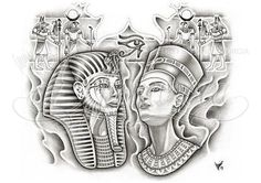 egyptian tattoo designs - Google Search