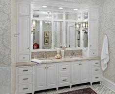 Banyo Dekorasyonu Ayna Kullanımı