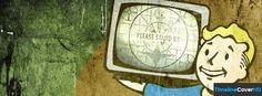Fallout Vintage Vault Boy Facebook Cover Timeline Banner For Fb Facebook Cover