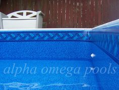 Williamsport-Bluestone Liner Pictures. Lots of good pics of liners IN pools.