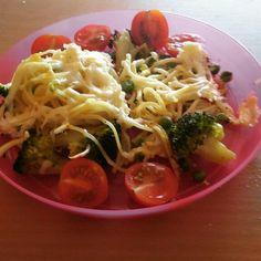 Makarony s brokolicí