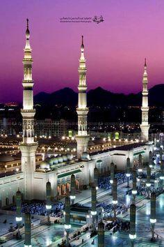 Masjid Nabawi, Beautiful and peaceful place