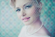 Pastel 50′s Wedding Inspiration