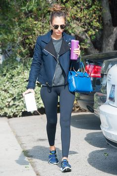 How to Look Good Straight After a Major Workout via @WhoWhatWearUK
