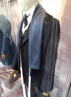 Percival Graves Fantastic Beasts costume detail