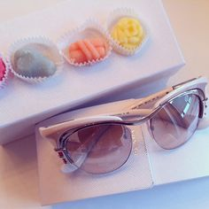 Prada best sunglasses thanks to Ottica Gecele - @Chiara Ferragni- #webstagram