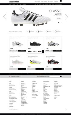 Free E-commerce Themes by spovv
