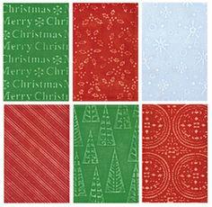 Sizzix - Texturz - Ornament Collection - Christmas - Texture Plates - Kit 13 at Scrapbook.com $9.49