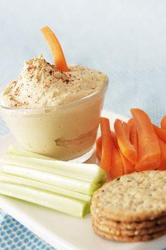 Hummus - Greek Food - Appetizer Recipe