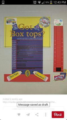 Box top tracker