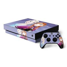 Add Disney magic to your Xbox One X Bundle with the Elsa and Anna Sisters Xbox One X Bundle Skin by Skinit. Buy the Disney Elsa and Anna Sisters Xbox One X Bundle Skin online now. Little Girl Toys, Toys For Girls, Little Girls, Disney Princess Toys, Princess Games, Frozen Toys, Frozen Cake, Money Wallpaper Iphone, Cute Best Friend Gifts