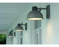 Trend Deze Raz wandlamp is geschikt voor buiten Mooi voor boven uw voordeur of bij uw