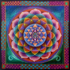 Mandala print on paper Home Office Decorating от mandalaway