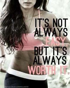Health and Fitness Quotes, Sayings and Images for motivation. These motivational Fitness and Exercise Quotes will motivate you to work out and fitness! Sport Motivation, Fitness Motivation Quotes, Weight Loss Motivation, Workout Motivation, Workout Quotes, Workout Diet, Health Motivation, Bikini Body Motivation, Kickboxing Quotes