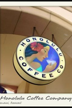 A great cup of Joe in Wailea.. my choice most mornings when on Maui/ j michael