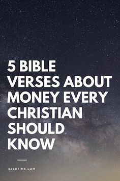 The Bible serves as guide to live by. Even when it comes to our finances, wise advice is given.  There are 5 particular verses that have revolutionized my financial life. Each one of them has had a strong impact on many decisions in my life. I hope you allow them to impact you as well! #Christianity #biblestudy #christianpersonalfinance #bibleverse #faithandfinances Quotes Thoughts, Positive Quotes For Life, Life Quotes To Live By, True Quotes, Mantra, Biblical Quotes, Bible Quotes, Infp, Funny Videos