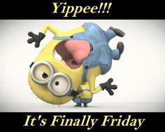 Happy Friday Dance!