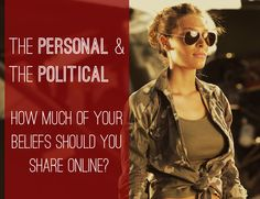 If you're a blogger NOT in a political, cultural, or religious niche, how much of your personal and political beliefs should you share online? We have 3 ways to help you decide how much to share.