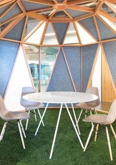 Cisco-Meraki Office by Studio O+A » CONTEMPORIST