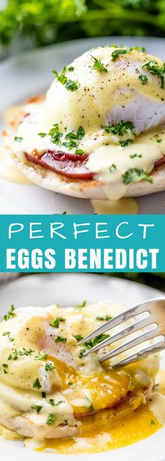 Perfect Eggs Benedict are easier to achieve than you might think. You only need 15 minutes to serve up an amazing Eggs Benedict breakfast with Canadian bacon and a quick blender hollandaise sauce.