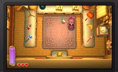 Fangirl Review: NYCC 2013 News - Zelda A link Between Worlds