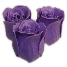 Buy Bath Confetti -3 Roses Heart - Lavender wholesale at ancientwisdom.biz.Wonderful wholesale Bath Roses that your customer can use as Individual guest soaps or as a special romantic treat sprinkled in the bath. Wholesale Bath Confetti Roses Perfect as wedding favours, gifts for Valentine's Day,