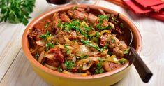 Recette de Ragoût light de lapin à l'oignon et au persil. Facile et rapide à réaliser, goûteuse et diététique. Ingrédients, préparation et recettes associées.