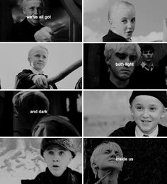 draco malfoy - harry potter