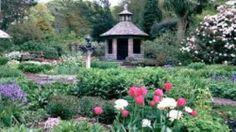 Mount Stewart Garden, Newtownards, County Down