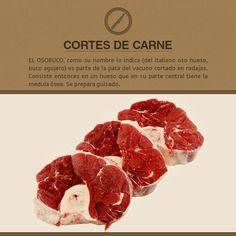 Cortes de Carne - El Osobuco