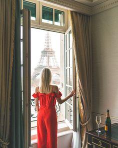 Paper Crown Sedona Jumpsuit featured in Paris