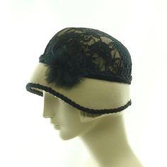 1920s Style Cloche Hat