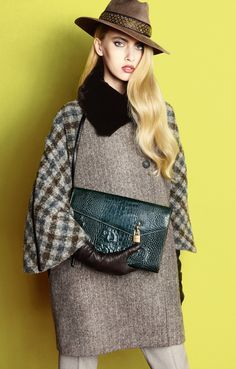 Etro Woman Autumn Winter 12-13 Main Collection  www.narditessuti.com